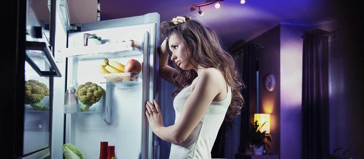 冰箱空气净化器|冰箱里的小秘密