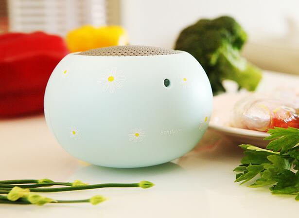 冰箱空气净化器 冰箱里的小秘密-萌草酱